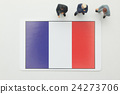 ธงชาติฝรั่งเศส 24273706