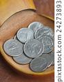 錢包 零錢 硬幣 24273893