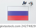 ธงรัสเซีย 24274829