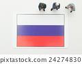 ธงรัสเซีย 24274830