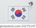 ธงชาติเกาหลี 24275147