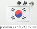 ธงชาติเกาหลี 24275149