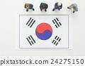ธงชาติเกาหลี 24275150