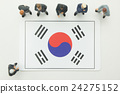 ธงชาติเกาหลี 24275152