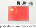 ธงจีน 24275674