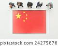 ธงจีน 24275676