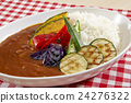 夏季蔬菜咖哩 食品 食物 24276322