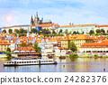 Prague Castle and Old Town, Czech Republic 24282376