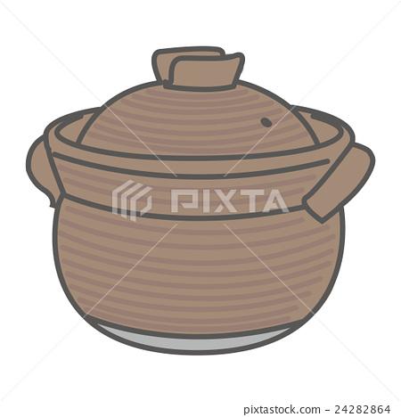 Pot material 02 24282864