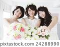 新娘 婚禮 花束 24288990