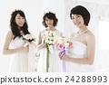 新娘 婚禮 結婚禮服 24288993