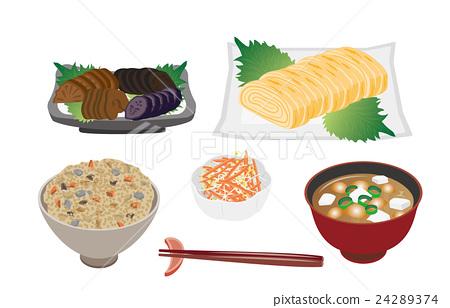 ครัว,อาหารญี่ปุ่น,อาหารเช้า 24289374