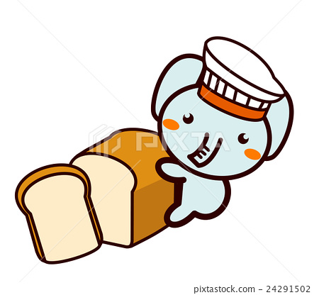Bread and animal series 24291502