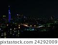 福冈的夜景 24292009