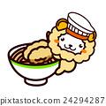 麵條和動物系列 24294287