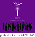 Pray Religion Spiritual Worship Spirituality Concept 24298145
