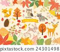 autumn autumnal forest 24301498