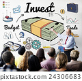 Invest Budget Trade Business Economy Concept 24306683