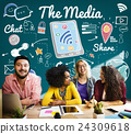 The Media Information Communication Message Concept 24309618
