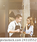 barista, coffee, shop 24310552