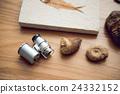 化石 收藏 鸚鵡螺化石 24332152