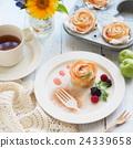 餡餅 派 烘焙甜食 24339658