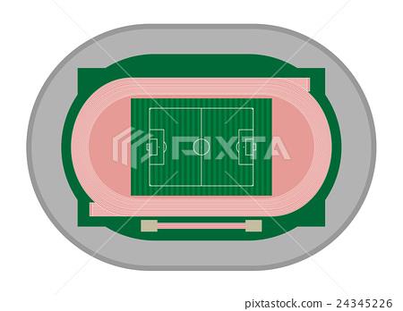 Athletics stadium 24345226