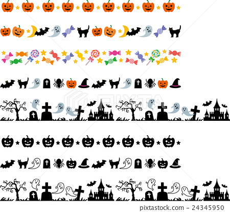 halloween  decoration line  decorated line stock child care clip art black and white childcare clipart for barbies