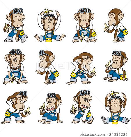 猴子01 24355222
