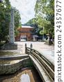 神殿 建築 大三島 24357677