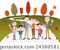 秋天的家庭 24360581