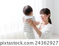 寶貝和媽媽 24362927