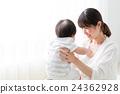 寶貝和媽媽 24362928