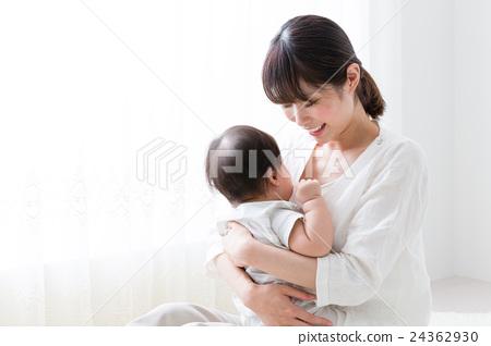 寶貝和媽媽 24362930