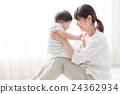 아기와 엄마 24362934