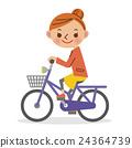 自行车 脚踏车 驾车 24364739