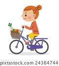 自行车 脚踏车 驾车 24364744