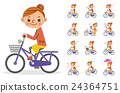 bicycle, bicyclists, bike 24364751