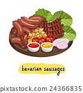 sausage, grilled, food 24366835