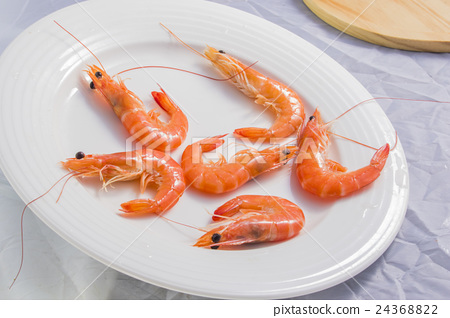 泰國蝦食材圖 24368822