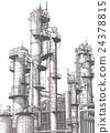 industrial, complex, industry 24378815