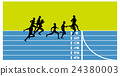 track and field events, run, goal 24380003