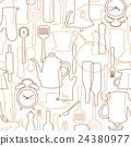 餐具 插畫 插圖 24380977
