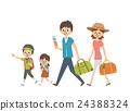 家庭旅行【簡約人物系列】 24388324