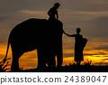 Love me love my elephant . 24389047