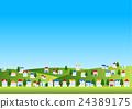 vector, vectors, landscape 24389175