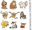 Monkey 04 24392877