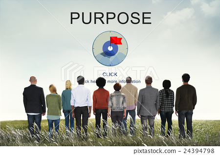 Purpose Aim Mean Objective Potential Reason Concept 24394798