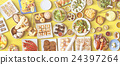 Food Festive Restaurant Party Unity Concept 24397264