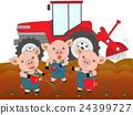 矢量 农业 农作 24399727